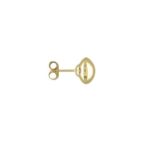 Cherubs Jewellery 9ct Yellow Gold Bouton Ball Stud