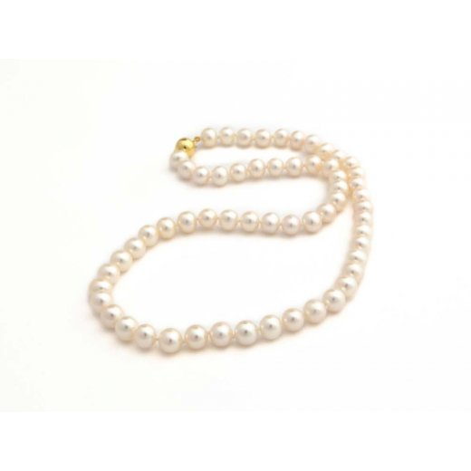 Cherubs Jewellery Akoya Pearl Necklace