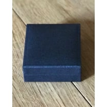 Anthracite Drop Earring Unbranded Jewellery Box