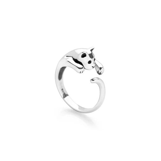 Cherubs Jewellery Cat Ring