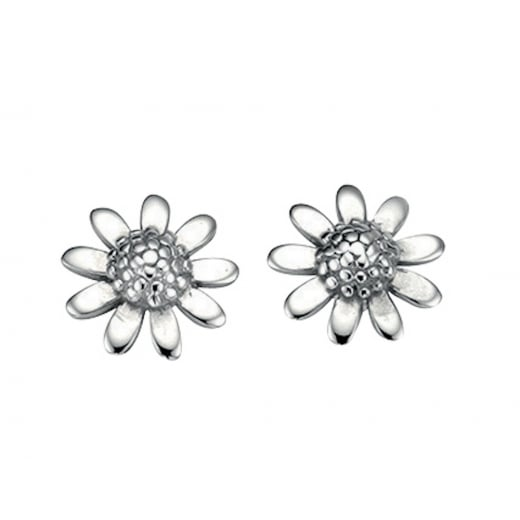 Cherubs Jewellery Flower Stud Earrings