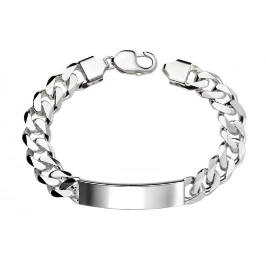 Cherubs Jewellery Mens Heavyweight ID Bacelet