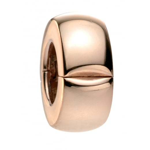 Rose Gold Plated Bead Clip