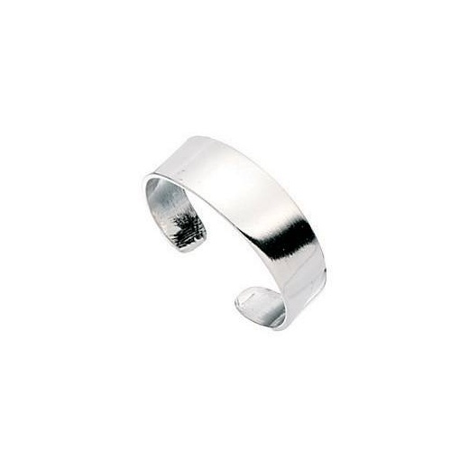 Cherubs Jewellery Simply Silver toe Ring