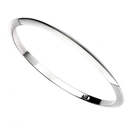Cherubs Jewellery Sterling Silver Apex Bangle