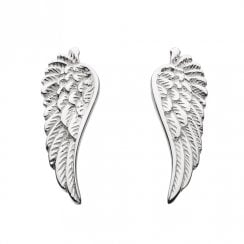 Small Angel Wing Earrings