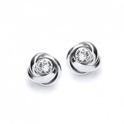 Ayana Silver Studs