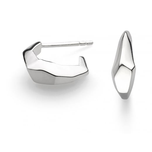 Kit Heath Coast Rokk Hoop Stud Earrings