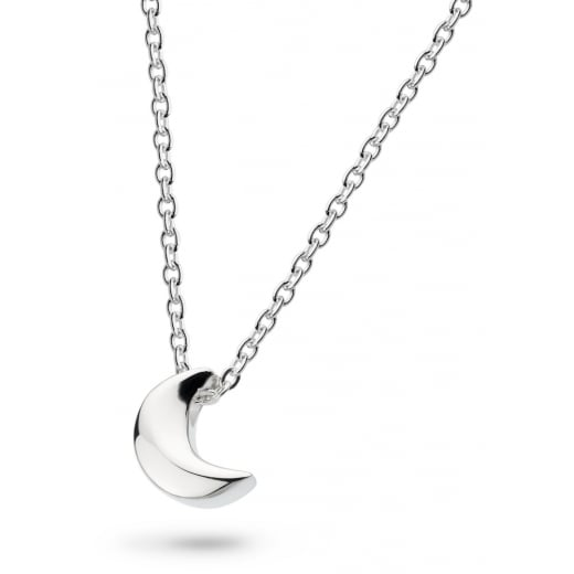 "Kit Heath MINIATURE MINI MOON 17"" NECKLACE"