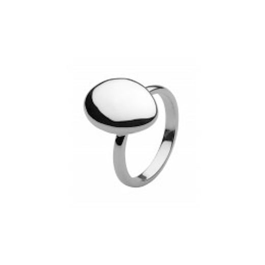 Kit Heath Sterling Silver Tumble Ring
