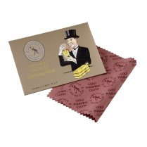 Gold Jewellery Polishing Cloth 12.5x17.5cm